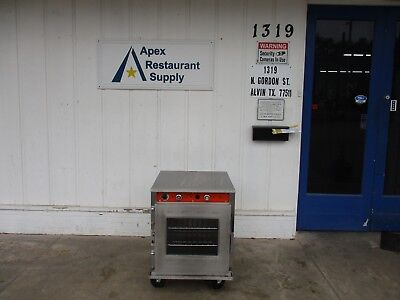 Alto Shaam Ch-75dm Cook And Hold 120v Hot Holding Cabinet 3750