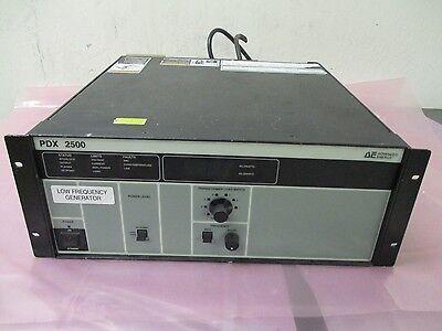 Advanced Energy PDX 2500 RF Generator, 3156012-101, 27-047499-00, 409744