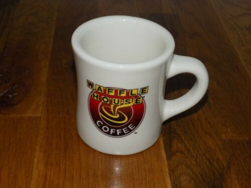 Tuxton Waffle House Coffee Mug Heavy Ceramic