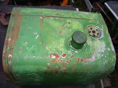 Vintage Oliver 1650 Diesel Tractor -fuel Tank Cap -nice - 1966