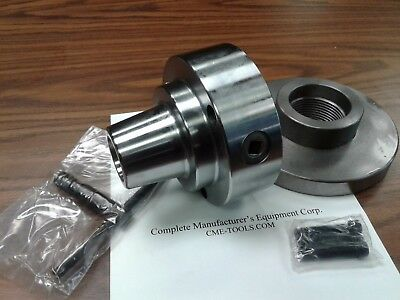 5c Collet Chuck With 2-14-8 Semi-finished Adapter Platechuck Dia. 5 5c-05f0