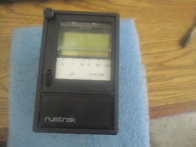 Rustrak Model 291 Chart Recorder.