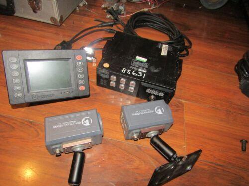 L3 Comm Mobile Vision inc Flashback 2 FB2 Camera Recorder, -2CAMERAS & MON ITOR