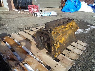 John Deere 1010 Engine Block Gas