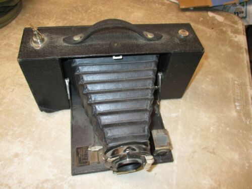 1908 Kodak Brownie no. 3 A Folding Camera