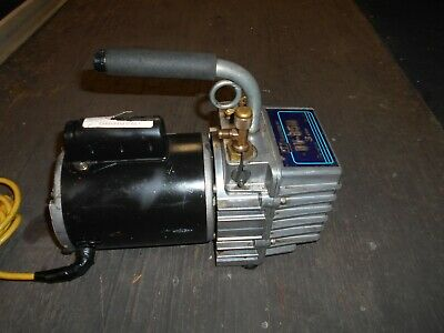 Jb Industries Dv-85n Vacuum Pump 2 Stage