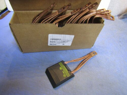 Box of 12 – GE 41B535803P01G T900 Carbon Brush General Electric Motor. NEW