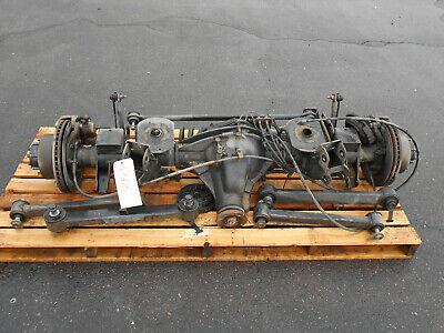 Complete AAM 11.5 Rear Axle 85k Miles 2016 16 Ram 2500 Cummins Diesel #1368