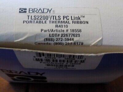 Brady Tls2200 Portable Thermal Ribbon R4310