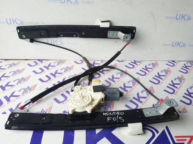 Ford Mondeo Mk4 07-11 Front right Drivers Window Regulator + motor 6M21-14553-B