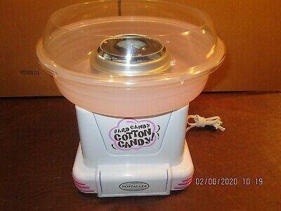 Nostalgia Hard Candy Cotton Candy Machine Model Pcm-805
