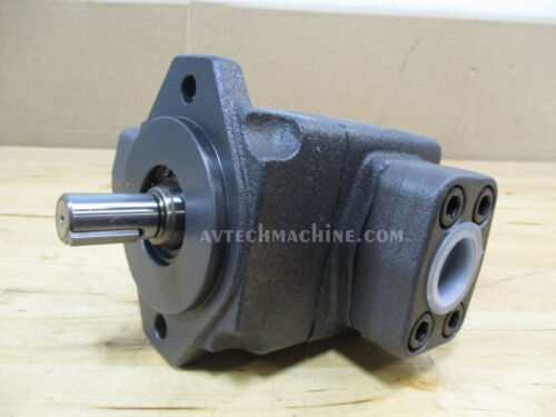 VCM-1M-23-FR CML Hydraulic Vane Pump Comparable Vickers CRS-V10-1P7P-1C11