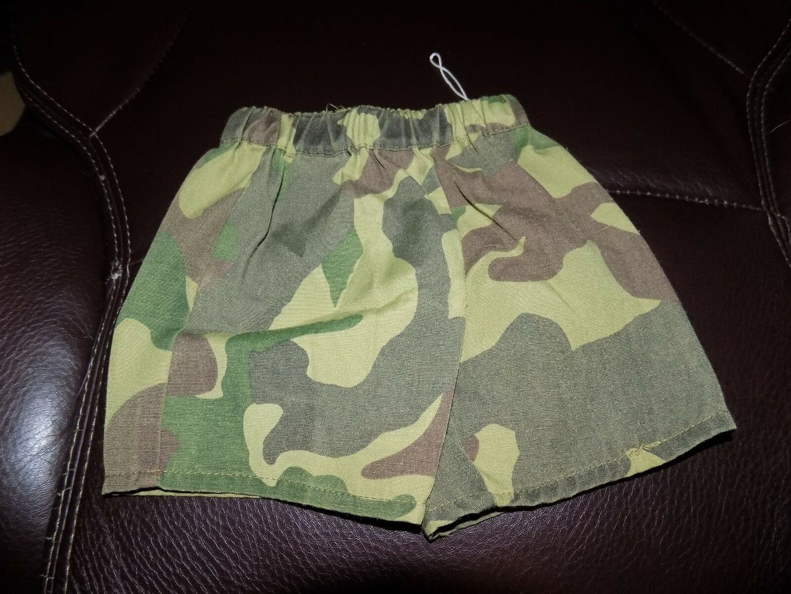 Build A Bear Camo Print Shorts EUC HTF  - $10.08