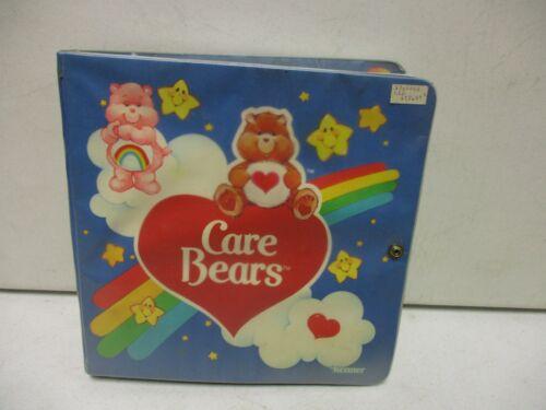 1983 Care Bears Figure Collectors Case