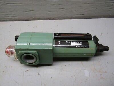 Lincoln 602206 Lubricator