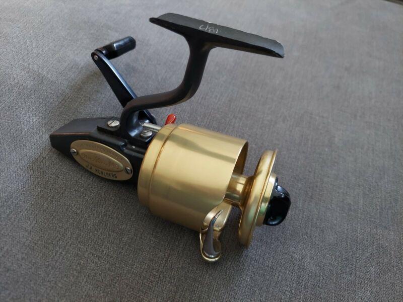 Fin Nor No.3 Spinning Reel  Designed By Gar Wood