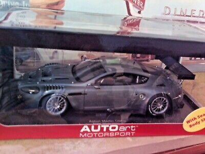 1:18 Scale Diecast, Auto Art, Aston Martin DBR9 (Plain Body Version)