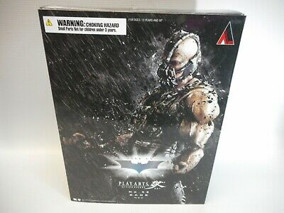 SSquare Enix Dark Knight Trilogy: Bane Play Arts Kai Action Figure Opened for sale  Shipping to India