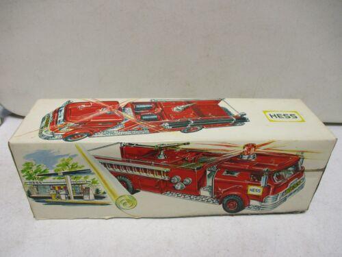 1970 Hess Fire Truck 8/25