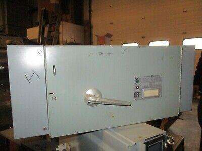 Ge Qmr324 Fused Panelboard 200 Amp 240 Volt 3 Pole Switchhardware