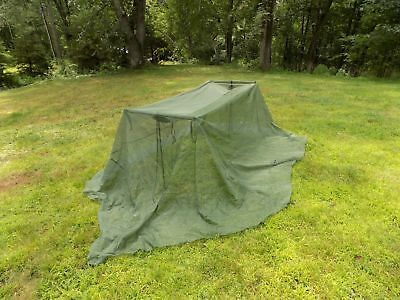Bar Bug (Military Mosquito Bug Bar Net Netting Cover Canopy Camping Sleeping USGI)