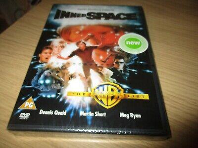 Innerspace [DVD] [1987]  DVD ~ Dennis Quaid  New Sealed
