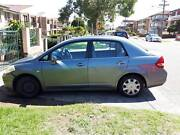 Selling Nissan Tiida 2009 Wiley Park Canterbury Area Preview