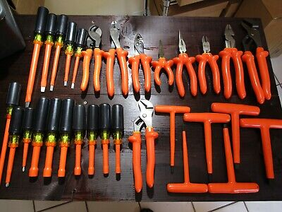 Cementex Its-30b... 30 Piece Electricians Insulated Tool Kit