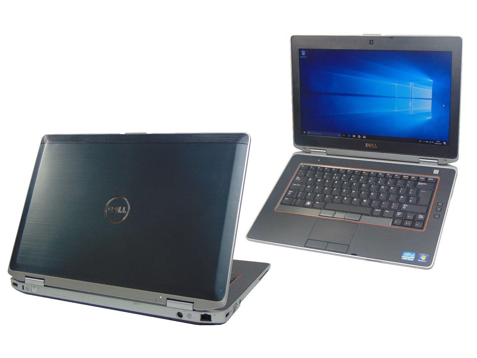 Laptop Windows - Dell Latitude E6420 Core i5-2520M 2.50GHz 4GB 500GB HDD Windows 10 HDMI Laptop