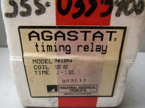 Agastat 7012PA Timing Relay