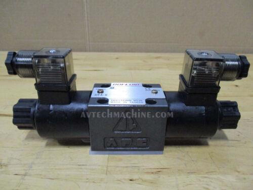 Dofluid Hydraulic Solenoid Valve DFA-02-3C60-A110