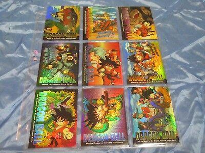 Trading Cards , Dragon Ball , Manga / Comic Kult  , Chrom  Sammelbilder /#  177
