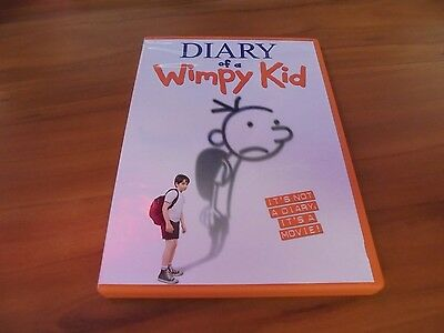 Diary of a Wimpy Kid (DVD, Widescreen 2010) Steve Zahn, Zachary Gordon