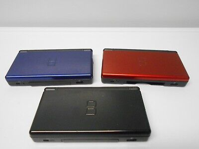 Nintendo ds lite Systems w/charger bundle choose system free shipping system Free Game Systems