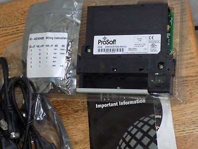 Prosoft Mvi56-gsc 1.03 Mvi56gsc Interface Module Modbus Masterslave
