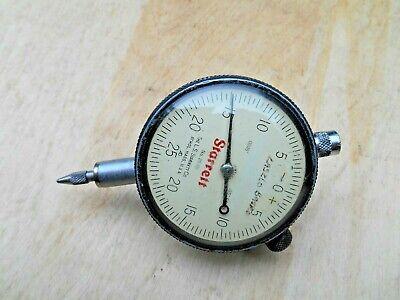 Starrett No. 25-131 Dial Indicator .0005 - .125 Range