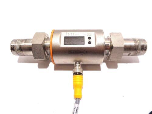 IFM Electronic GMBH SM8004 Magnetic Flowmeter