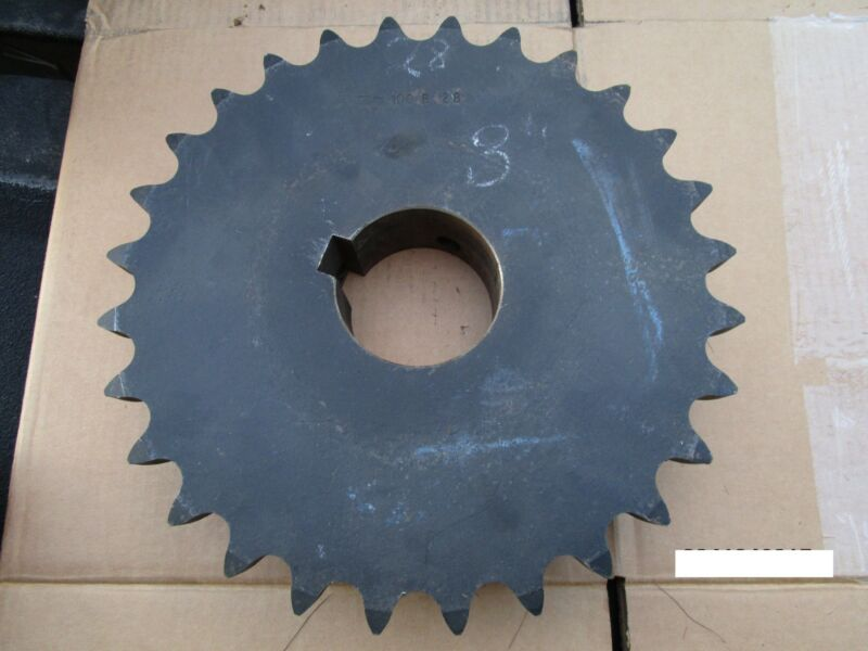 "Martin 100B28 3"", Finished Bore Sprocket"