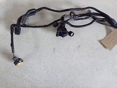 26136 L2I 2015 ONWARDS NISSAN JUKE NSF PASSENGER FOG LIGHT WIRING LOOM CUT OUT