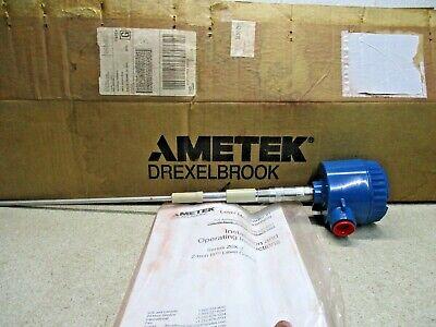 Ametek Drexelbrook Z-tron 3 Level Control Transmitter 911934h Nib