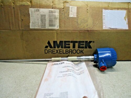 AMETEK DREXELBROOK Z-TRON 3 LEVEL CONTROL TRANSMITTER, #911934H NIB