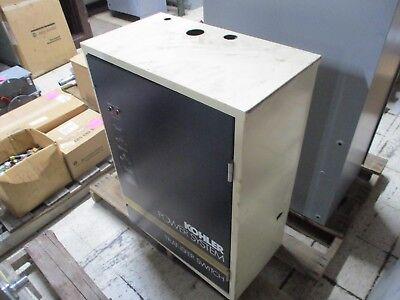 Kohler Automatic Transfer Switch K-168541-70 70a 208v 3ph 4w 60hz 3p Used