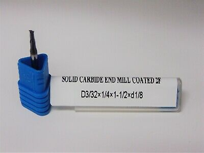 """Brand New 2 Flute double end End Mills 10 Pack  3//16/"""" X 3//8/"""" Yugo"""