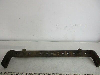 International A Tractor Original Back Drawbar Hanger