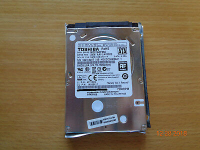 7200 Rpm Sata Laptop (Toshiba Festplatte Laptop MQ01ACF050, 500 GB, 2,5 zoll,  7200 RPM, SATA III)