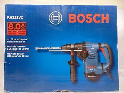 Bosch 1-18 In Sds-plus Rotary Hammer Rh328vc M394