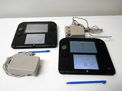 Nintendo 2Ds Systems W Charger Bundle Choose System Color Free Shipping