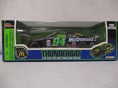 1995 Racing Champions Bill Elliott McDonalds Thunderbat 1/24