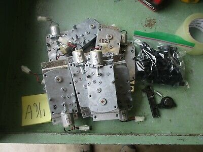 Used 10 Merkle-korff Product Motor Cam Kits For Vendo 871 Soda Machine