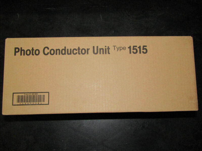 Genuine Ricoh Photo Conductor Unit Type 1515 411844 B446-83 MP 201 171 161 1515